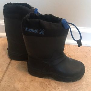 Kamik Kids Snow Boots- Boy or Girl